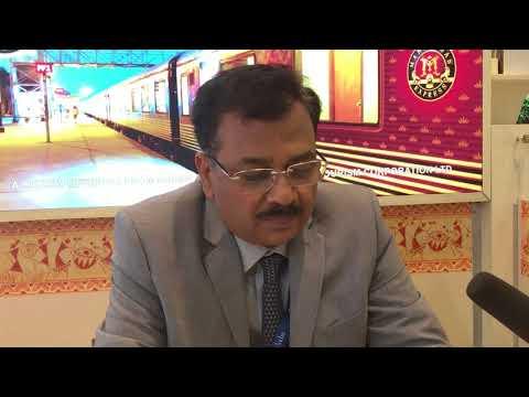 M. P. Mall, chairman, Maharajas' Express
