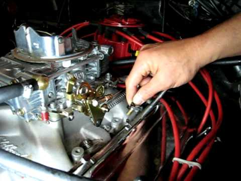700R4 TV (throttle valve) Cable Adjustment