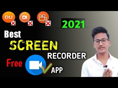 Best Screen Recorder App For Android Mobile 2020 🔥🔥 // Top Screen Recorder App For Mobile 2020