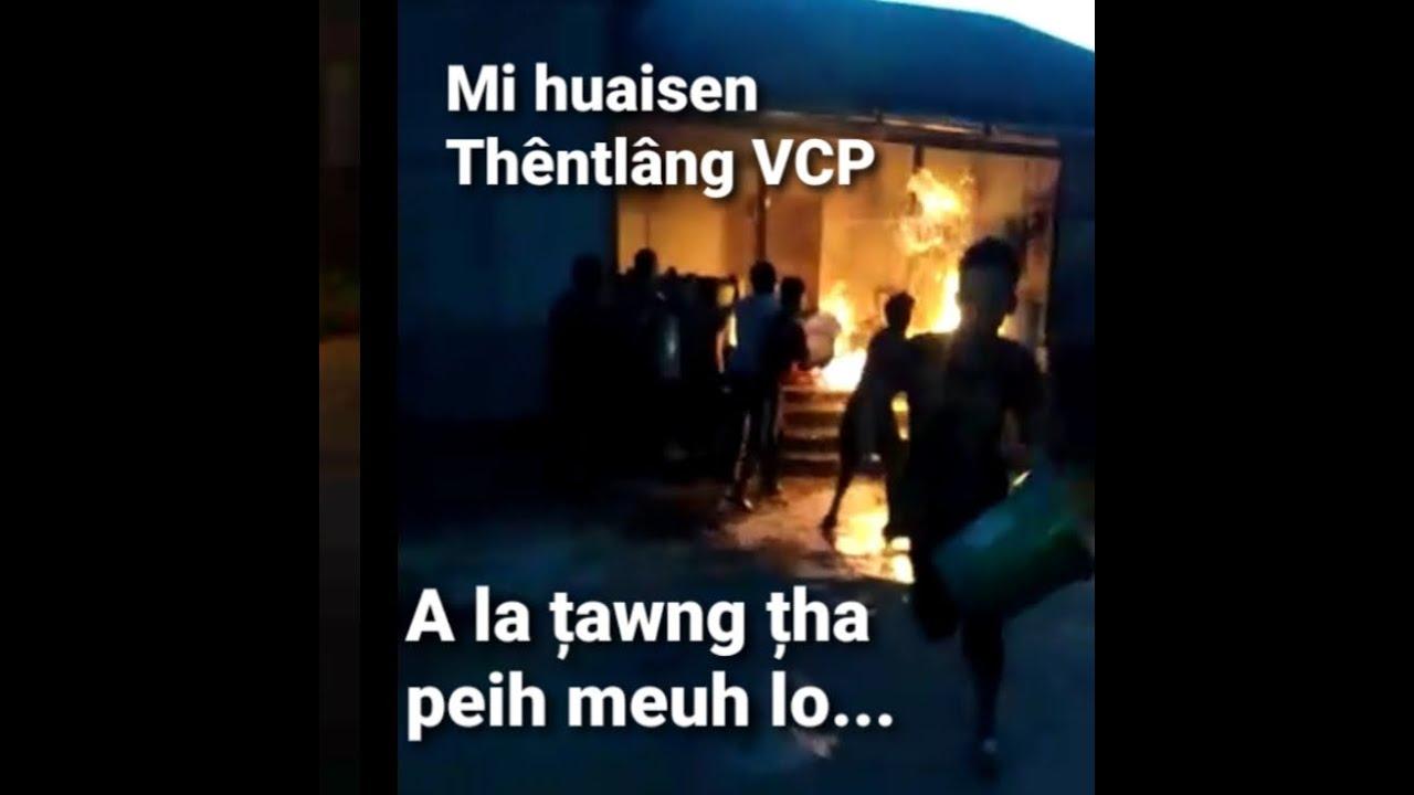 Mi huaisen Thêntlâng VCP a la țawng țha peih meuh lo... Tuna a dinhmun aw...