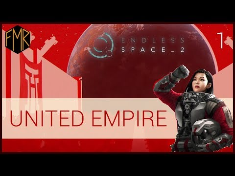Introducing the Imperials - Endless Space 2 United Empire - #1