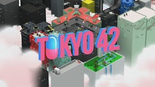 Tokyo 42 Announcement Trailer PAX WEST 2016