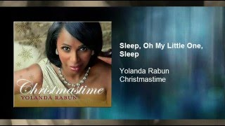 Yolanda Rabun - Sleep, Oh Little One, Sleep