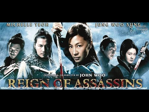 reign of assassins john woo michelle yeoh...