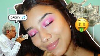 Maquillaje para conseguir un sugar daddy ~ Laura