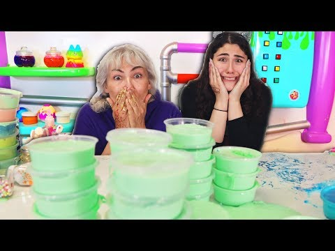 WHO CAN FIX THE MOST SLIMES WINS! Slimeatory #634