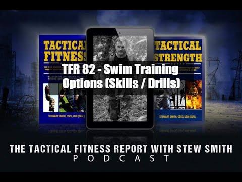 TFR 82 - Swim Training Options (Skills and Drills)