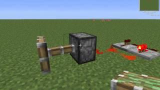 как сделать повторитель minecraft