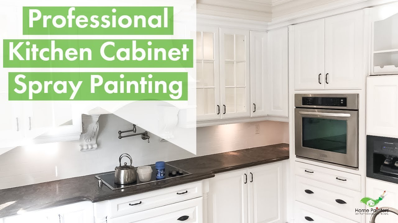 Painting Kitchen Cabinets Home Painters Toronto