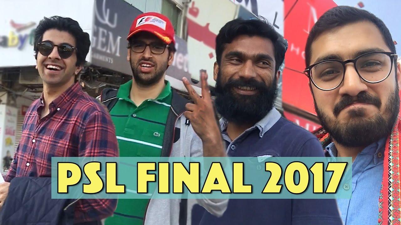 Day Out at PSL Final 2017 | Cricket Vlog | MangoBaaz