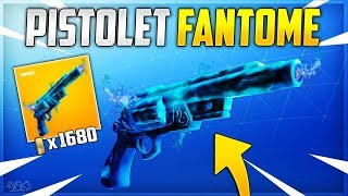 Fortnite: The Phantom Weapon on Fortnite Save the World!! - ( Introducing Ghost Pistol)
