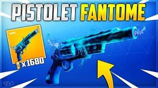 Fortnite: ¡El arma fantasma en Fortnite Save the World! - (Presentación de la pistola fantasma)