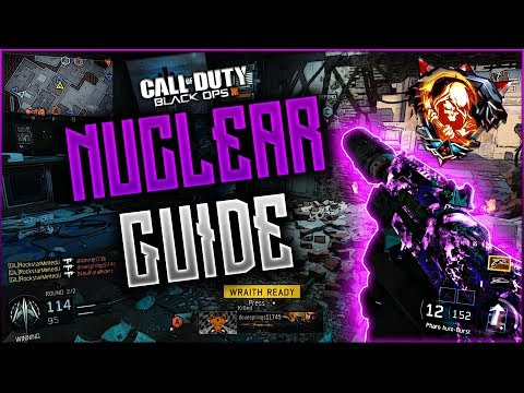 How-To NUCLEAR GUIDE Tutorial with BEST Pharo Class Setup - Black Ops 3 Commentary