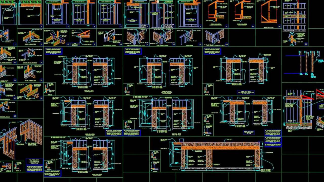 Free Cad Drawings Download Architecture Details Youtube