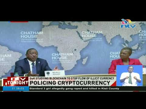 GoK studying blockchain to stop flow of illicit currency