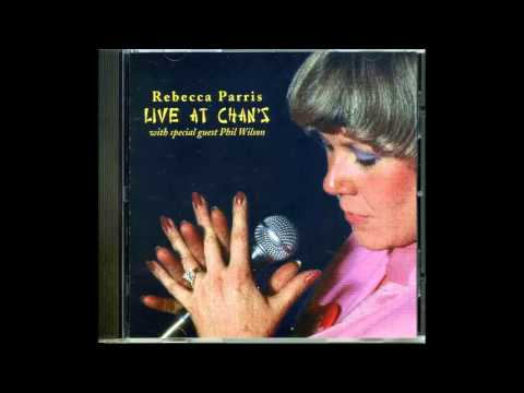 Rebecca Parris / I'm Beginning To See The Light