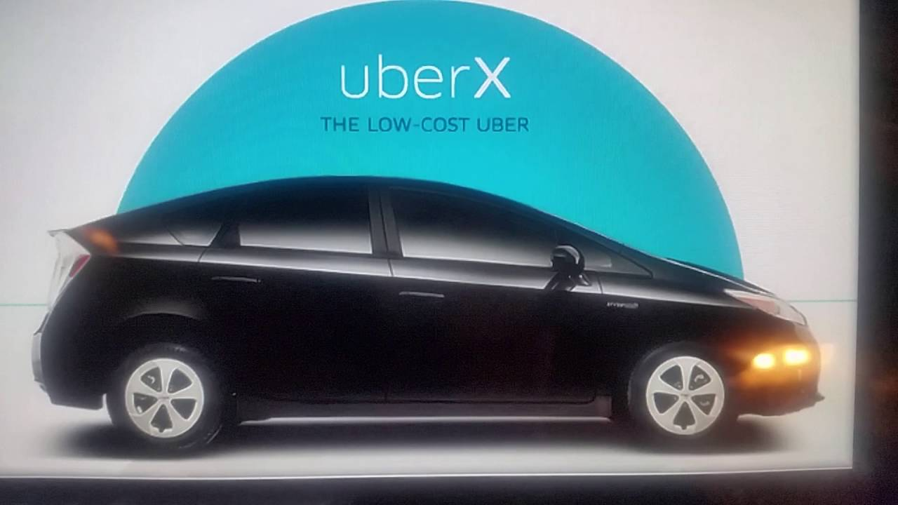 Uber Lux Cars >> Uber X vehicle requirements - YouTube