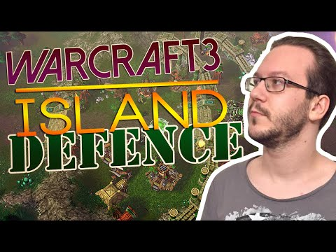 Warcraft 3 | Island Defence