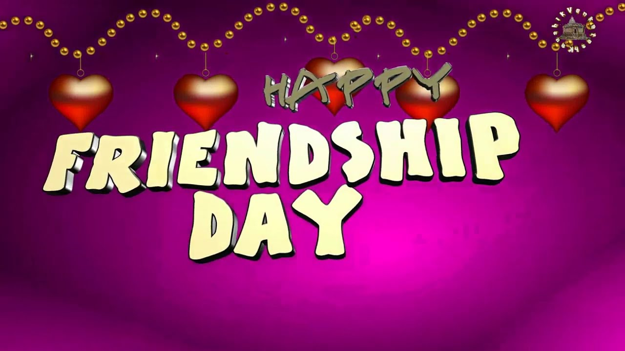 Happy Friendship Day Youtube