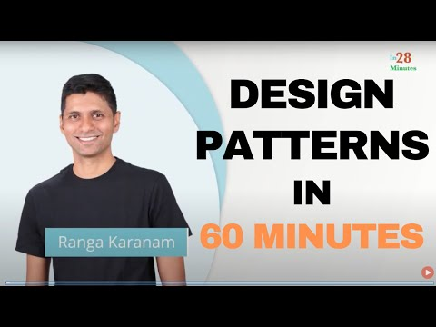 Design Patterns - An introduction