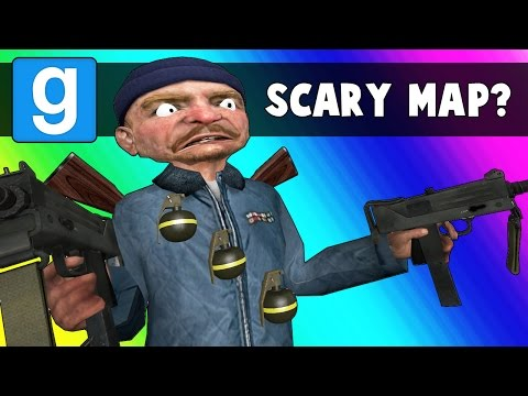 Thumbnail: Gmod Scary Map (Not Really) - Lobster Super Soldier! (Garry's Mod Funny Moments)