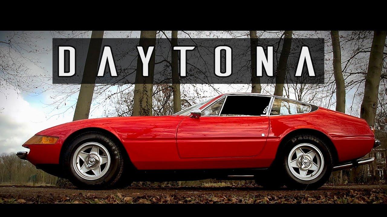 Maserati >> FERRARI 365 GTB/4 DAYTONA COUPÉ 1973 - Full test drive in ...