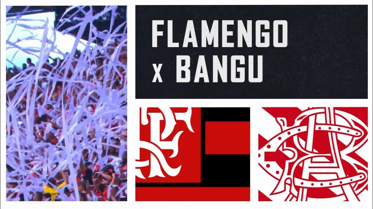 Chamada de Flamengo x Bangu pelo Campeonato Carioca (20 01 2019 ... e5a4f33b4f