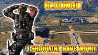 CoD Blackout // OMG! We Should Not Have Won!