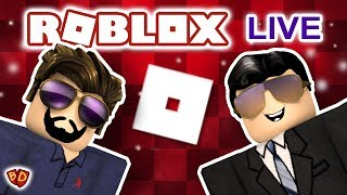🔴 Roblox Live | Bloxburg and Ultimate Driving | Ben and Dad