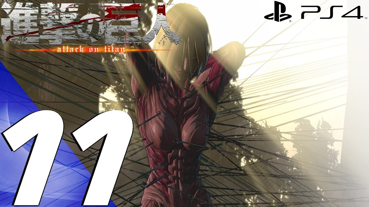 Attack on Titan The Game (Unreleased) for Android - APK ...
