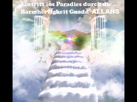 Das Paradies im Islam (WAS ES DORT ALLES GIBT!)