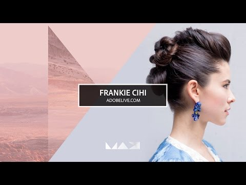 Live with artist Frankie Cihi and Zorana Gee - Live from Adobe MAX 2016