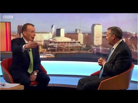 "Marr EXPLODES at ""borderline dishonest"" Tory Brexit strategy"