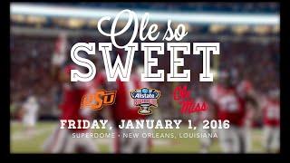 2016 Sugar Bowl Promo: Sugar Sugar (Wilson Pickett)