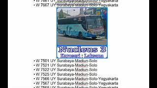 Download Kenangan Body Bus Nucleus 3 Milik P.O Sumber Group