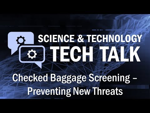 tech talk checked baggage