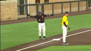 Texas Tech Baseball vs. Michigan: Highlights (W, 10-3) | 2019