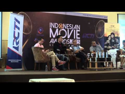 Indonesian Movie Award Goes to Campus - at Kampus Esa Unggul