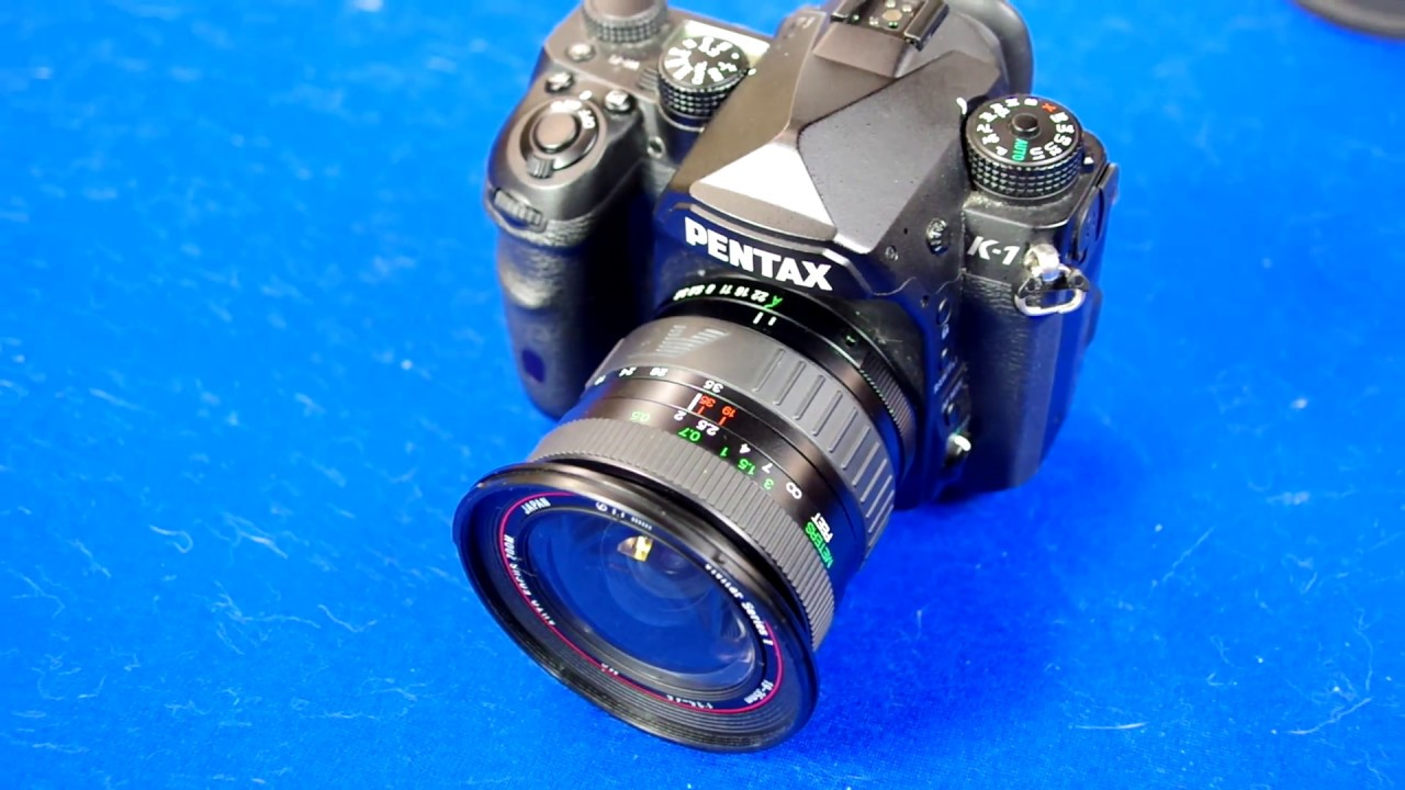 19-35mm wide angle lens for full frame camera Canon Pentax Nikon ...