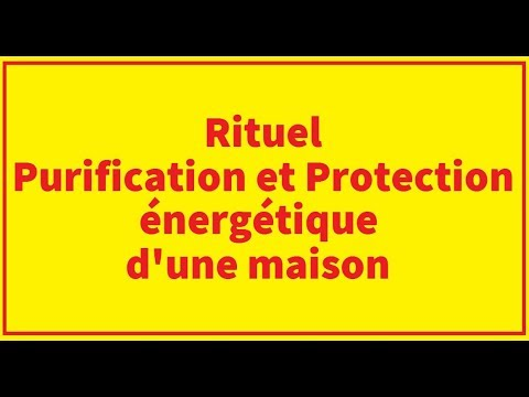 Purification et protection nerg tique d 39 une maison faire une cure de gros sel en feng shui - Purification maison ...