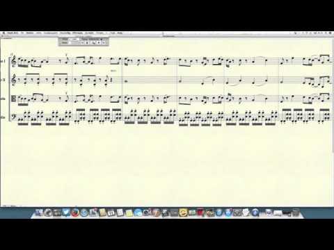 Jason Mraz - I'm yours for string quartet