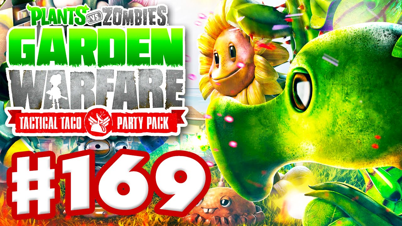 Plants Vs Zombies Garden Warfare Gameplay Walkthrough Part 169 Ashley And Mac Pc Youtube