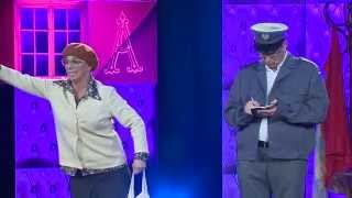 Kabaret Ciach - Sąsiadka Maćkowska (Official HD, 2015)