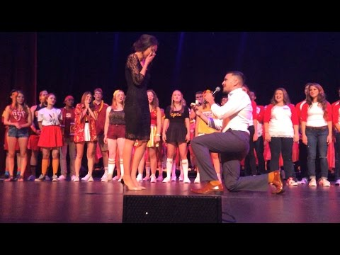 AMAZING!!! - A Pitch Perfect Proposal