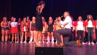 Repeat youtube video AMAZING!!! - A Pitch Perfect Proposal