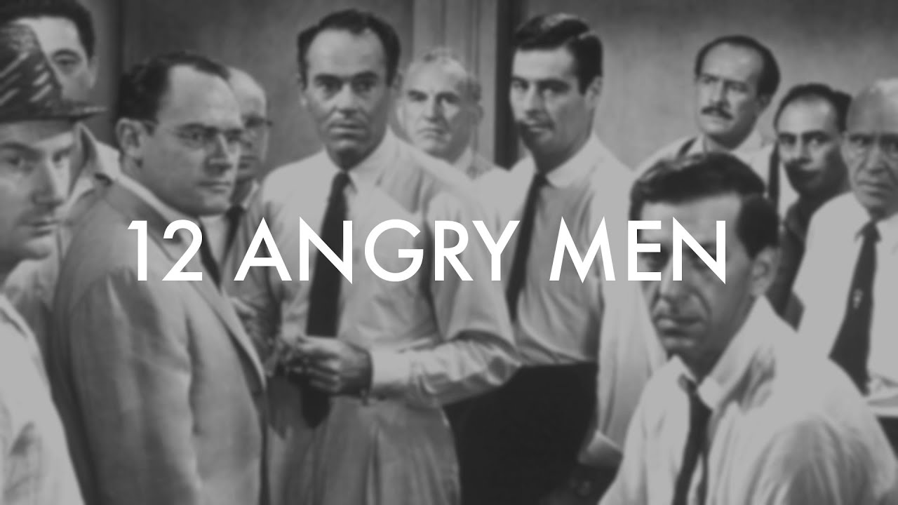 the analysis of the movie 12 angry men