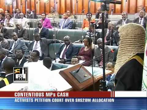 Civil Groups to sue MPs