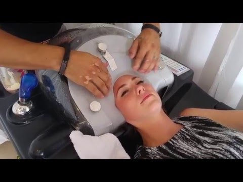 Robotic Hair Wash Sink for Hair Salons