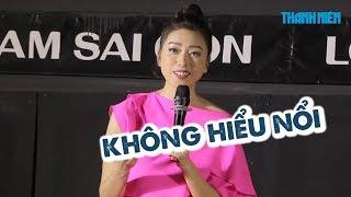Ngô Thanh Vân 'Nghe tới livestream là muốn kiếm cục gạch'