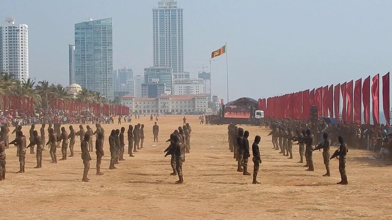 Sri Lanka Army Commandos